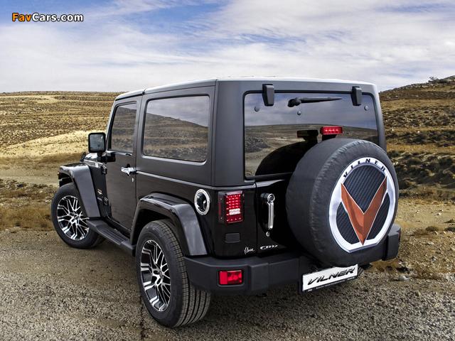 Vilner Studio Jeep Wrangler (JK) 2012 images (640 x 480)