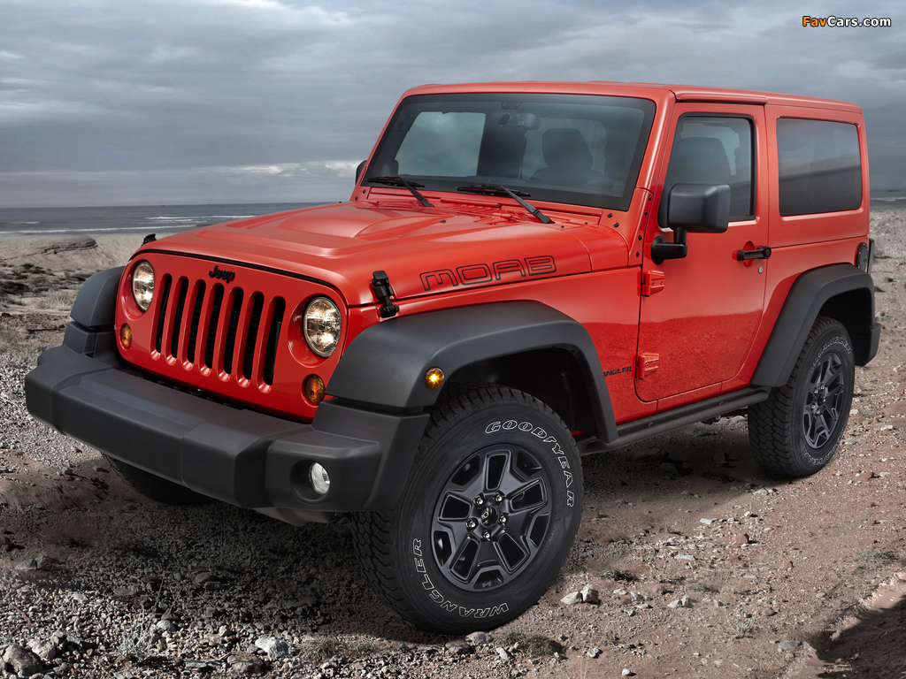 Jeep Wrangler Moab (JK) 2012 photos (1024 x 768)