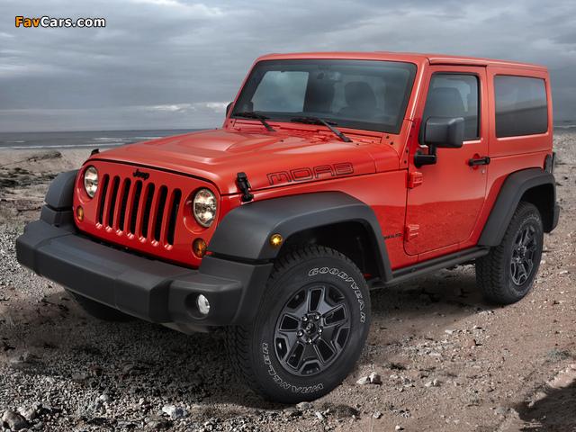 Jeep Wrangler Moab (JK) 2012 photos (640 x 480)