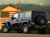 Jeep Wrangler Unlimited Freedom (JK) 2012 photos