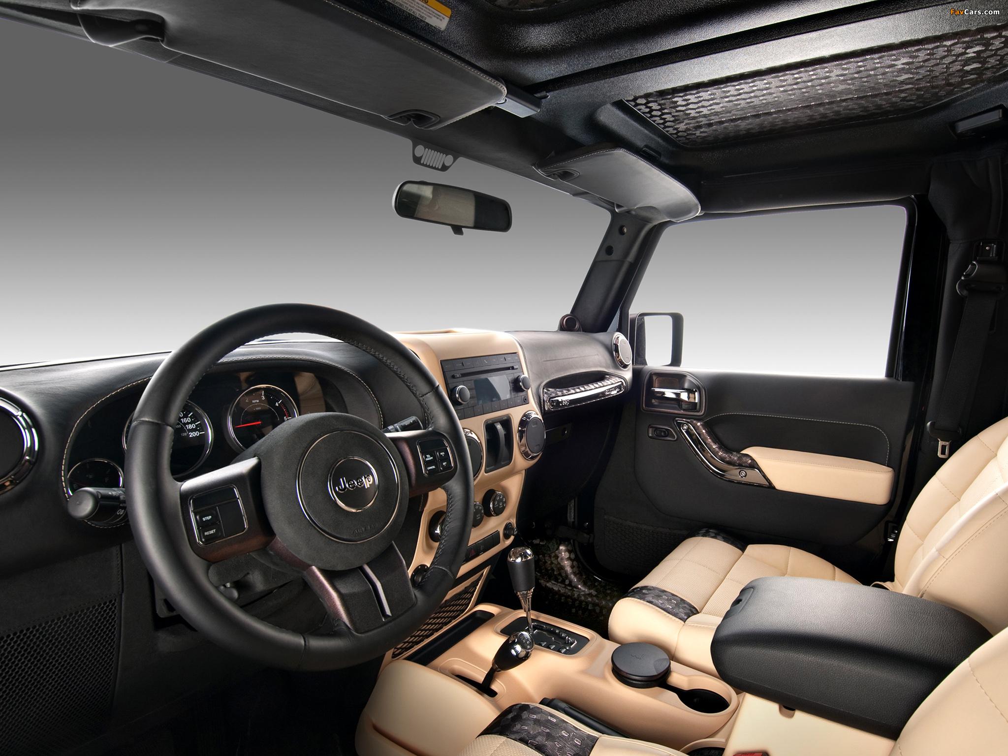 Vilner Studio Jeep Wrangler (JK) 2012 photos (2048 x 1536)