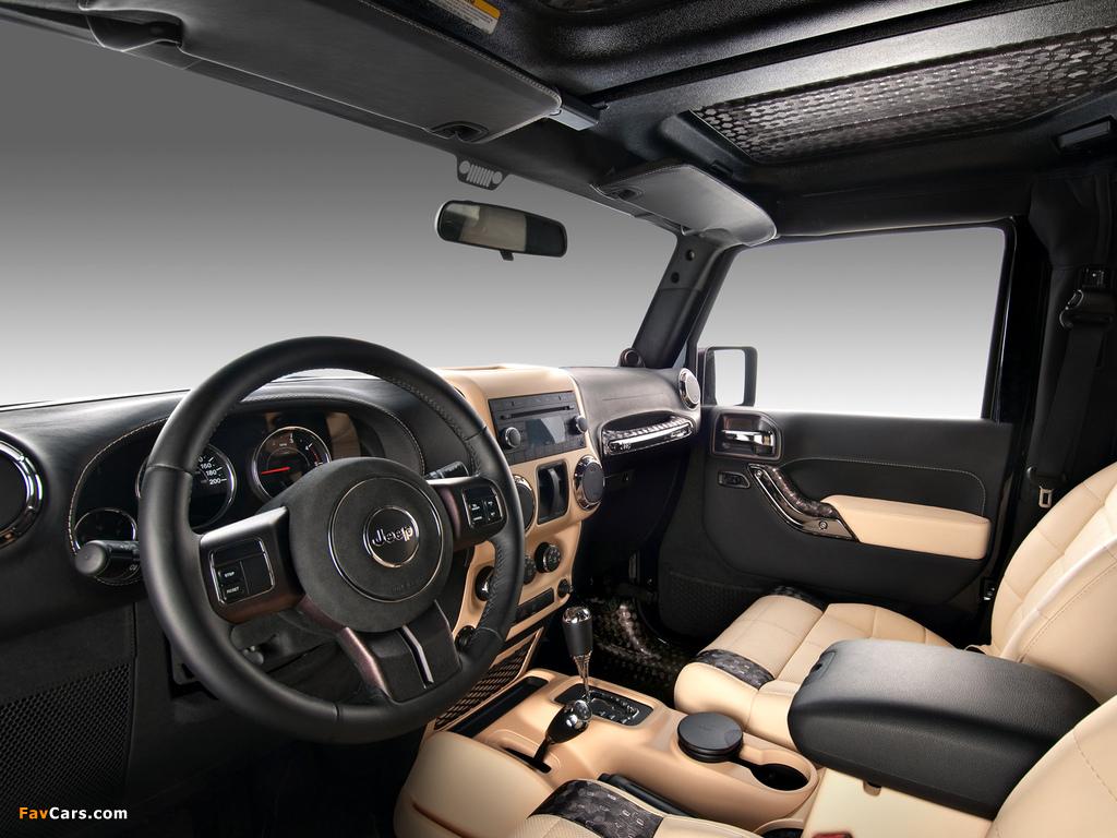 Vilner Studio Jeep Wrangler (JK) 2012 photos (1024 x 768)