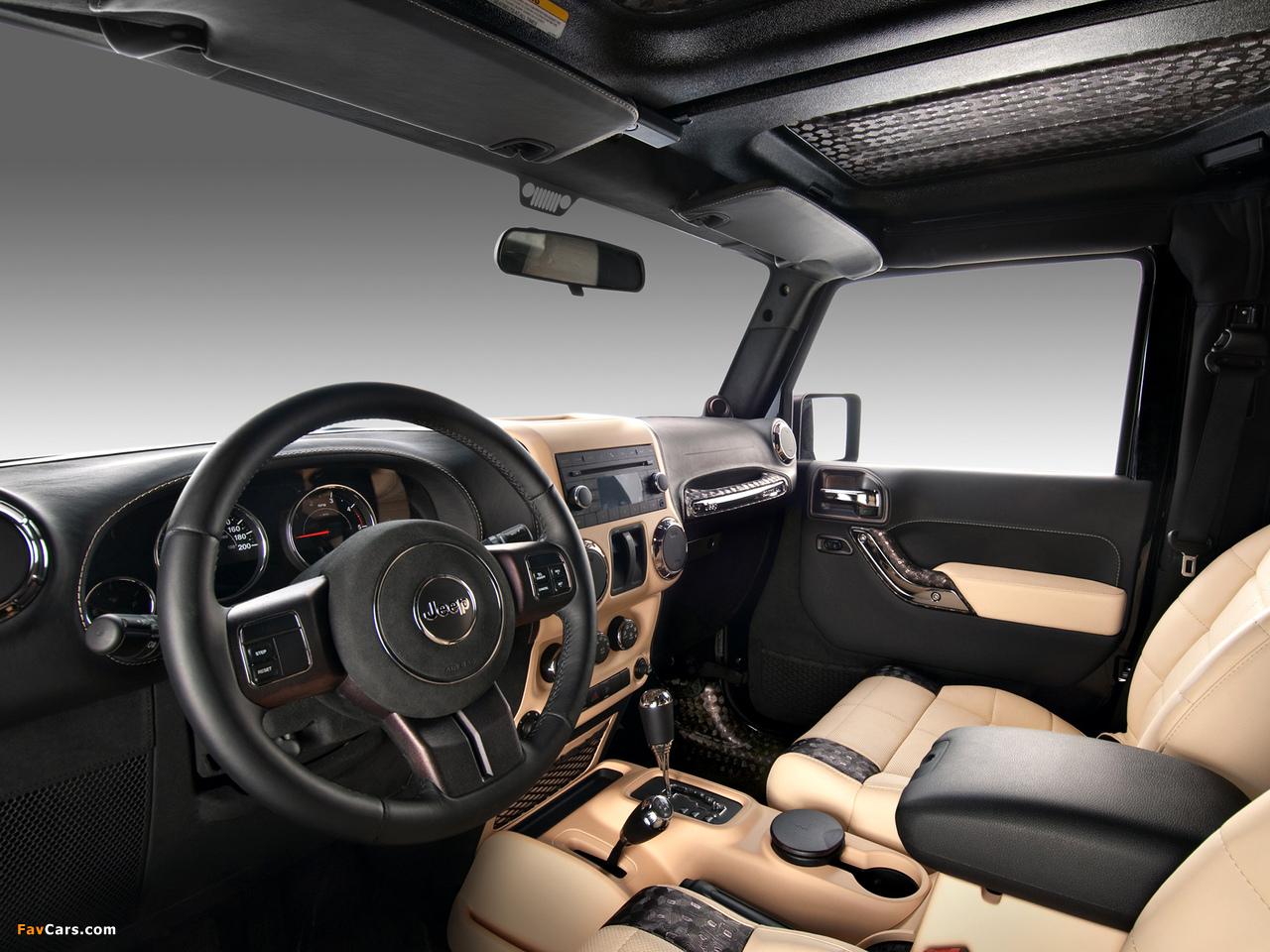 Vilner Studio Jeep Wrangler (JK) 2012 photos (1280 x 960)