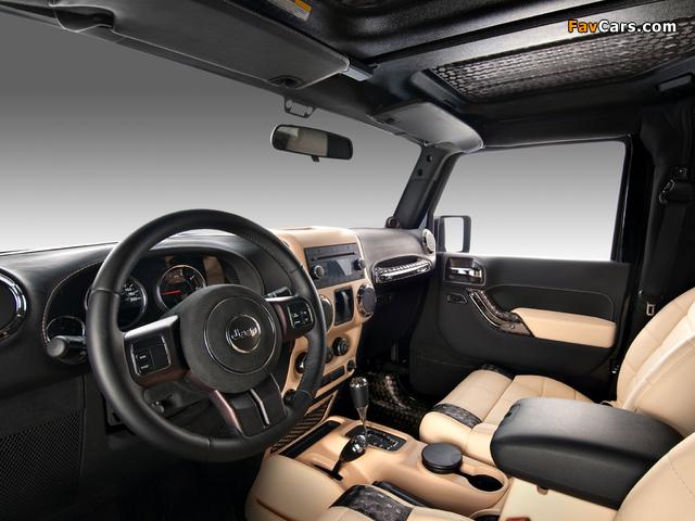 Vilner Studio Jeep Wrangler (JK) 2012 photos (640 x 480)
