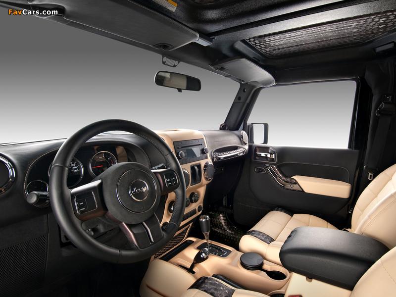 Vilner Studio Jeep Wrangler (JK) 2012 photos (800 x 600)