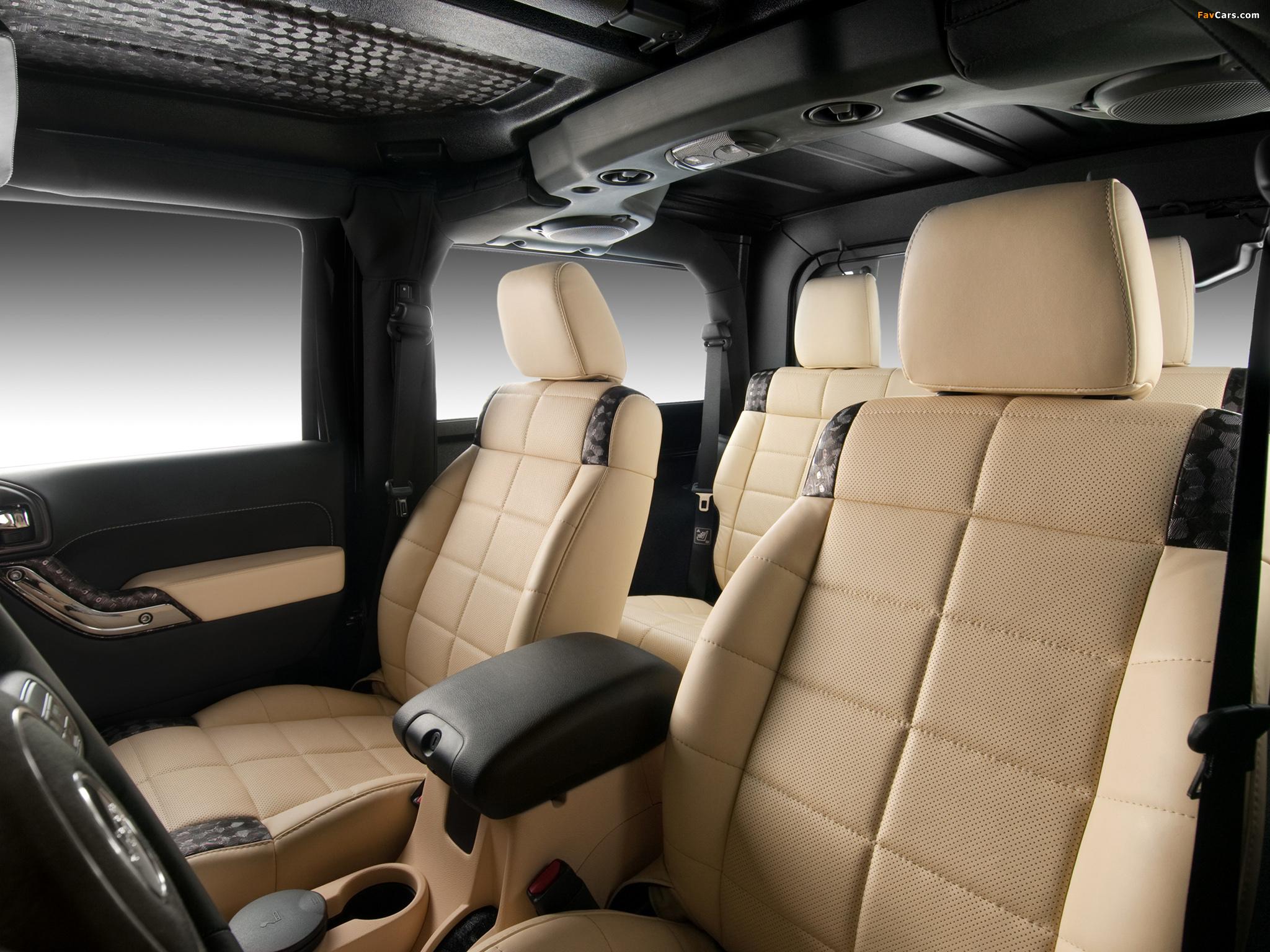Vilner Studio Jeep Wrangler (JK) 2012 pictures (2048 x 1536)