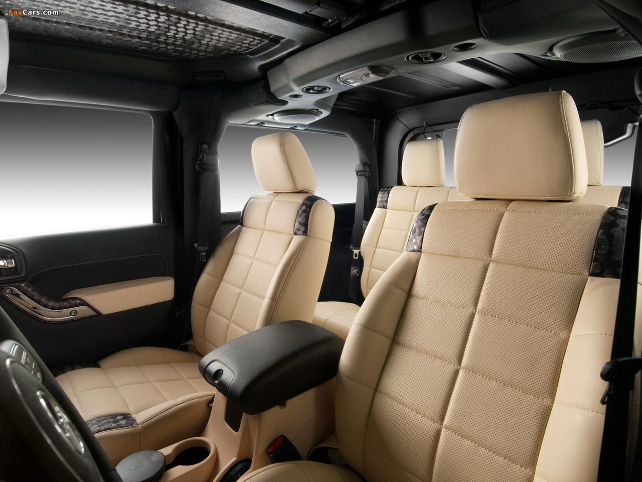 Vilner Studio Jeep Wrangler (JK) 2012 pictures (1280 x 960)