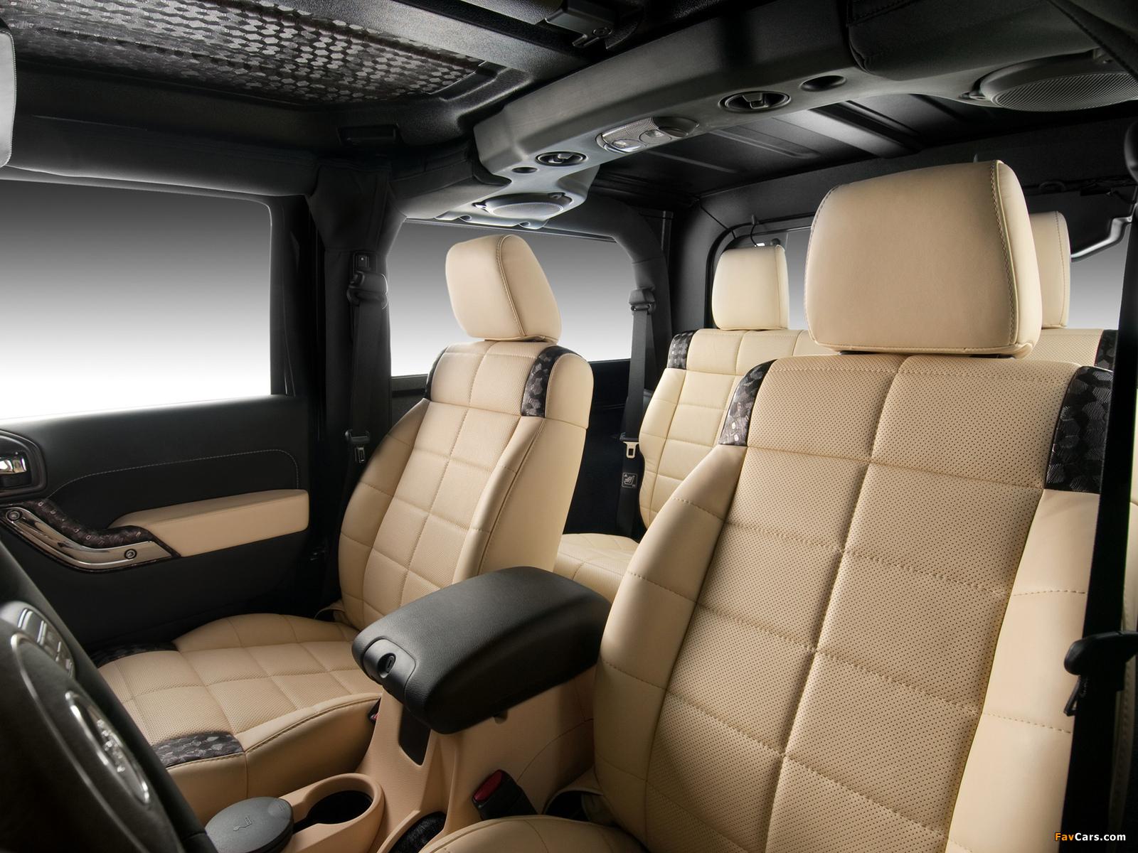Vilner Studio Jeep Wrangler (JK) 2012 pictures (1600 x 1200)