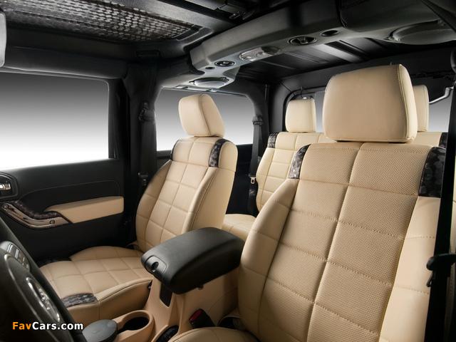 Vilner Studio Jeep Wrangler (JK) 2012 pictures (640 x 480)