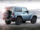 Jeep Wrangler Arctic (JK) 2012 pictures