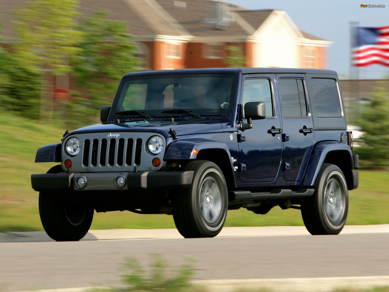 Jeep Wrangler Unlimited Freedom (JK) 2012 wallpapers (1600 x 1200)