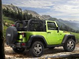 Jeep Wrangler Mountain (JK) 2012 wallpapers