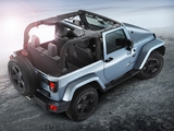 Jeep Wrangler Arctic (JK) 2012 wallpapers