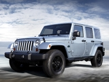 Jeep Wrangler Unlimited Arctic (JK) 2012 wallpapers