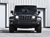 Project Kahn Jeep Wrangler Unlimited Military Edition (JK) 2012 wallpapers