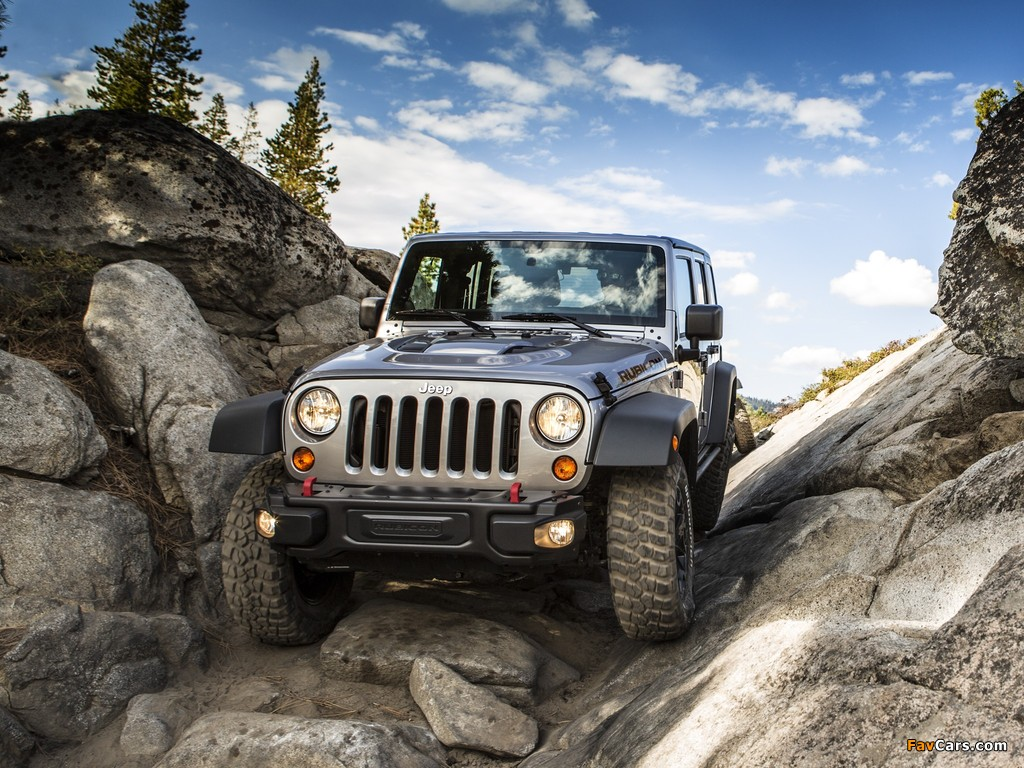 Jeep Wrangler Unlimited Rubicon 10th Anniversary (JK) 2013 images (1024 x 768)