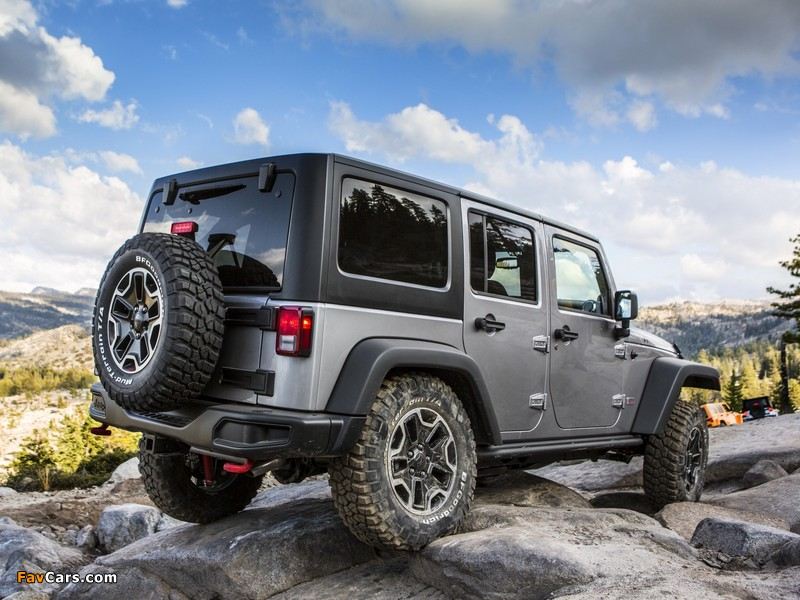 Jeep Wrangler Unlimited Rubicon 10th Anniversary (JK) 2013 photos (800 x 600)