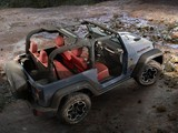 Jeep Wrangler Rubicon 10th Anniversary EU-spec (JK) 2013 photos