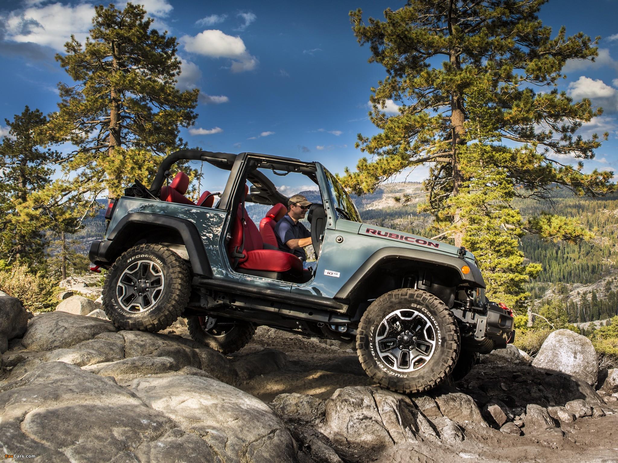 Jeep Wrangler Rubicon 10th Anniversary (JK) 2013 wallpapers (2048 x 1536)