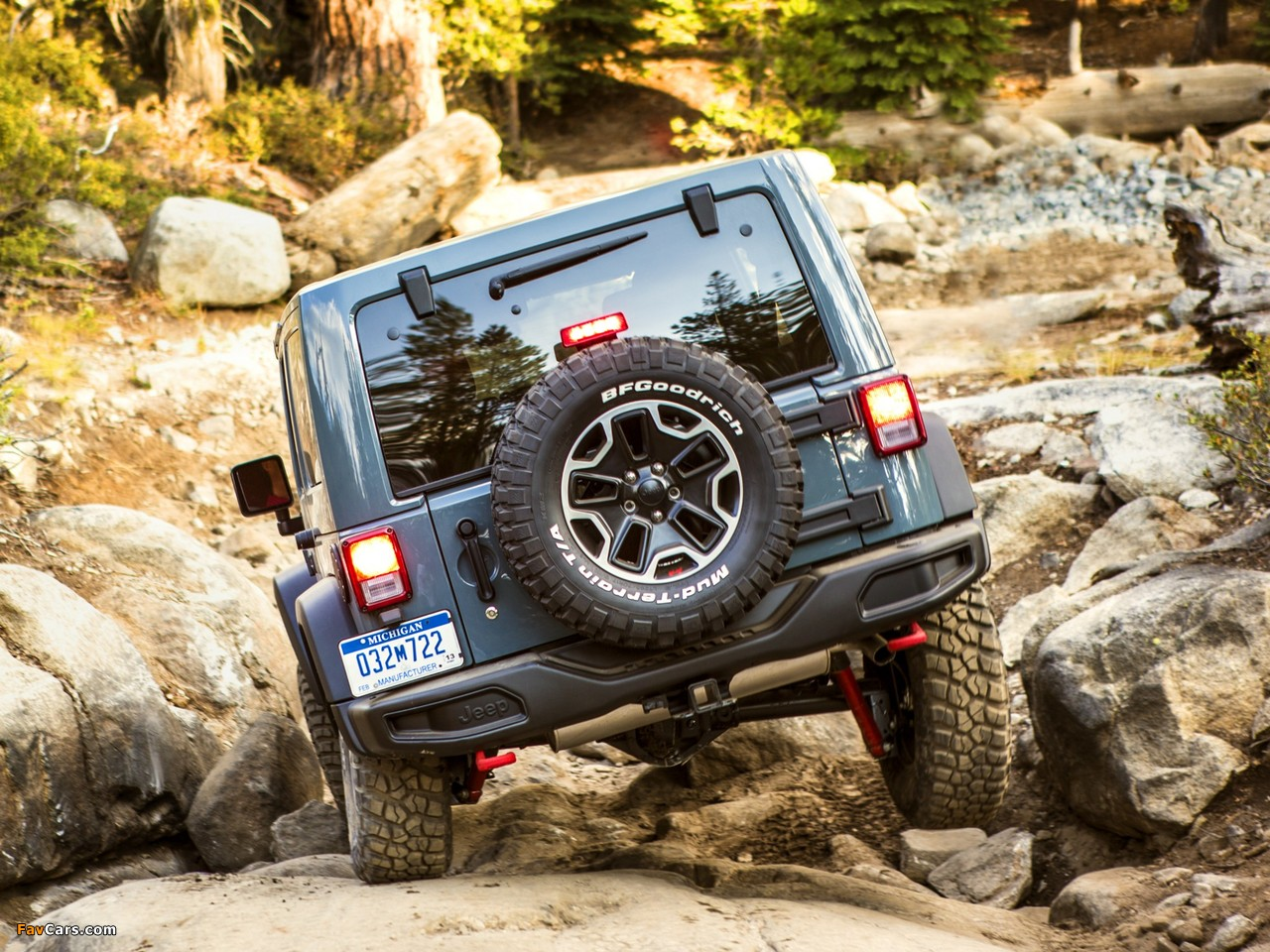 Jeep Wrangler Unlimited Rubicon 10th Anniversary (JK) 2013 wallpapers (1280 x 960)