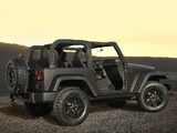 Jeep Wrangler Willys Wheeler (JK) 2014 images