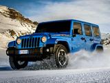 Jeep Wrangler Unlimited Polar (JK) 2014 images