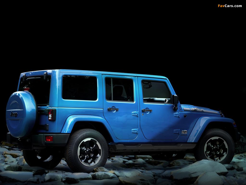 Jeep Wrangler Unlimited Polar (JK) 2014 images (1024 x 768)