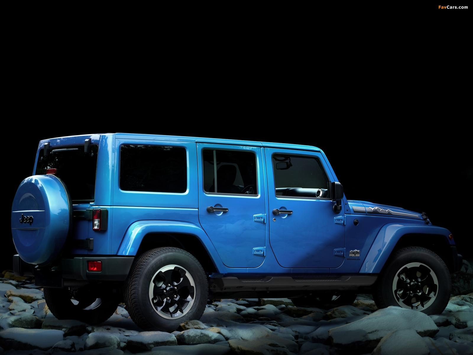 Jeep Wrangler Unlimited Polar (JK) 2014 images (1600 x 1200)