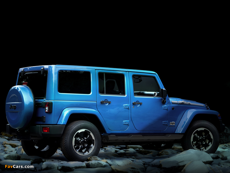 Jeep Wrangler Unlimited Polar (JK) 2014 images (800 x 600)