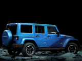 Jeep Wrangler Unlimited Polar (JK) 2014 images