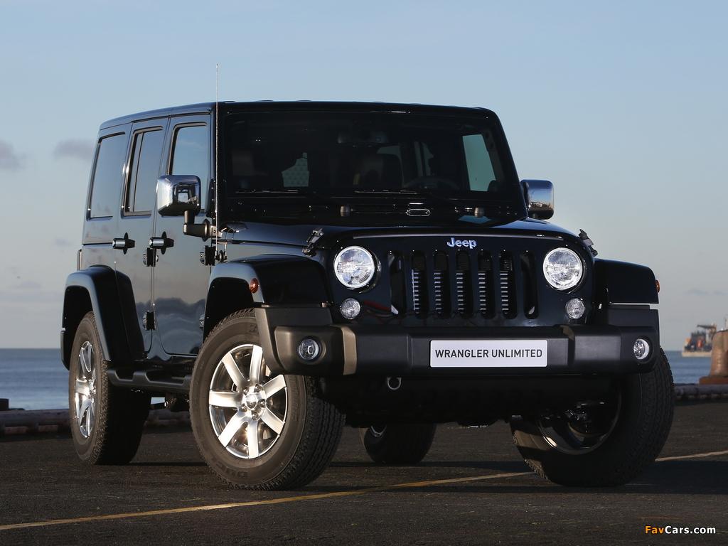 Jeep Wrangler Unlimited Indian Summer (JK) 2014 photos (1024 x 768)