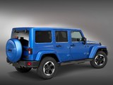 Jeep Wrangler Unlimited Polar (JK) 2014 wallpapers