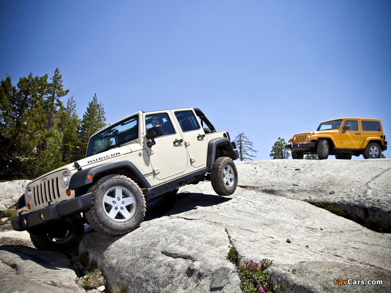Jeep Wrangler photos (800 x 600)