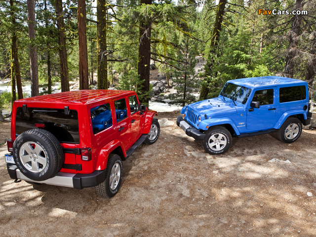 Jeep Wrangler wallpapers (640 x 480)