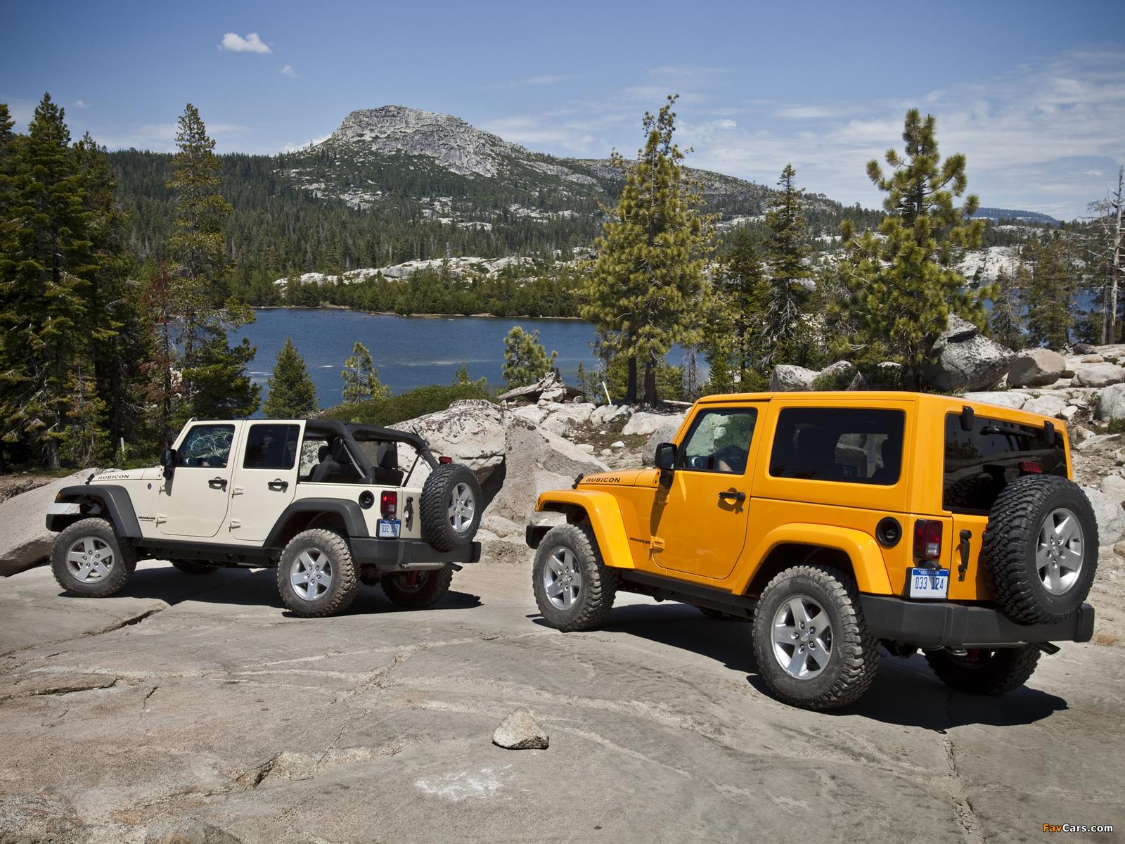 Jeep Wrangler photos (1600 x 1200)