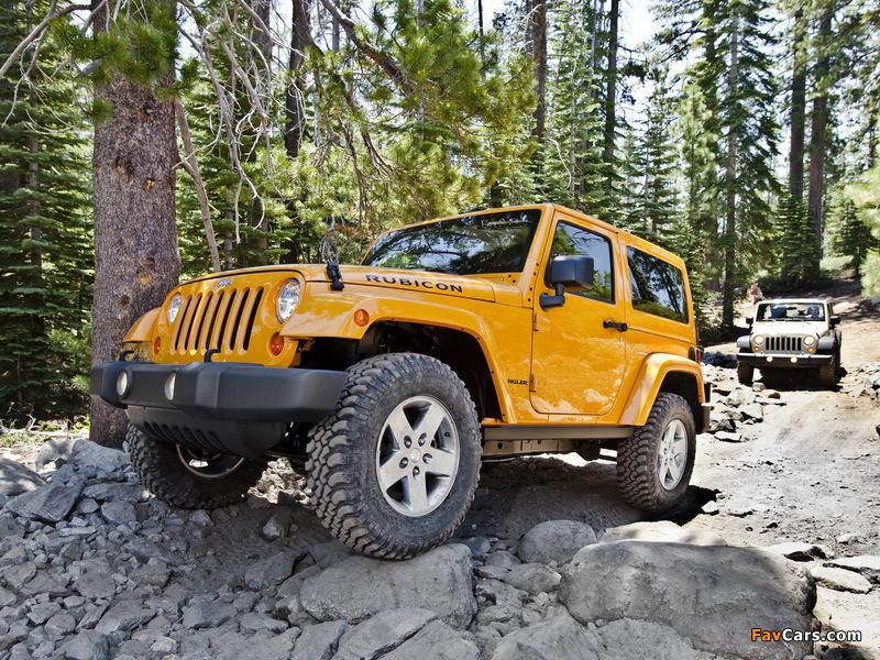 Jeep Wrangler photos (800 x 600)