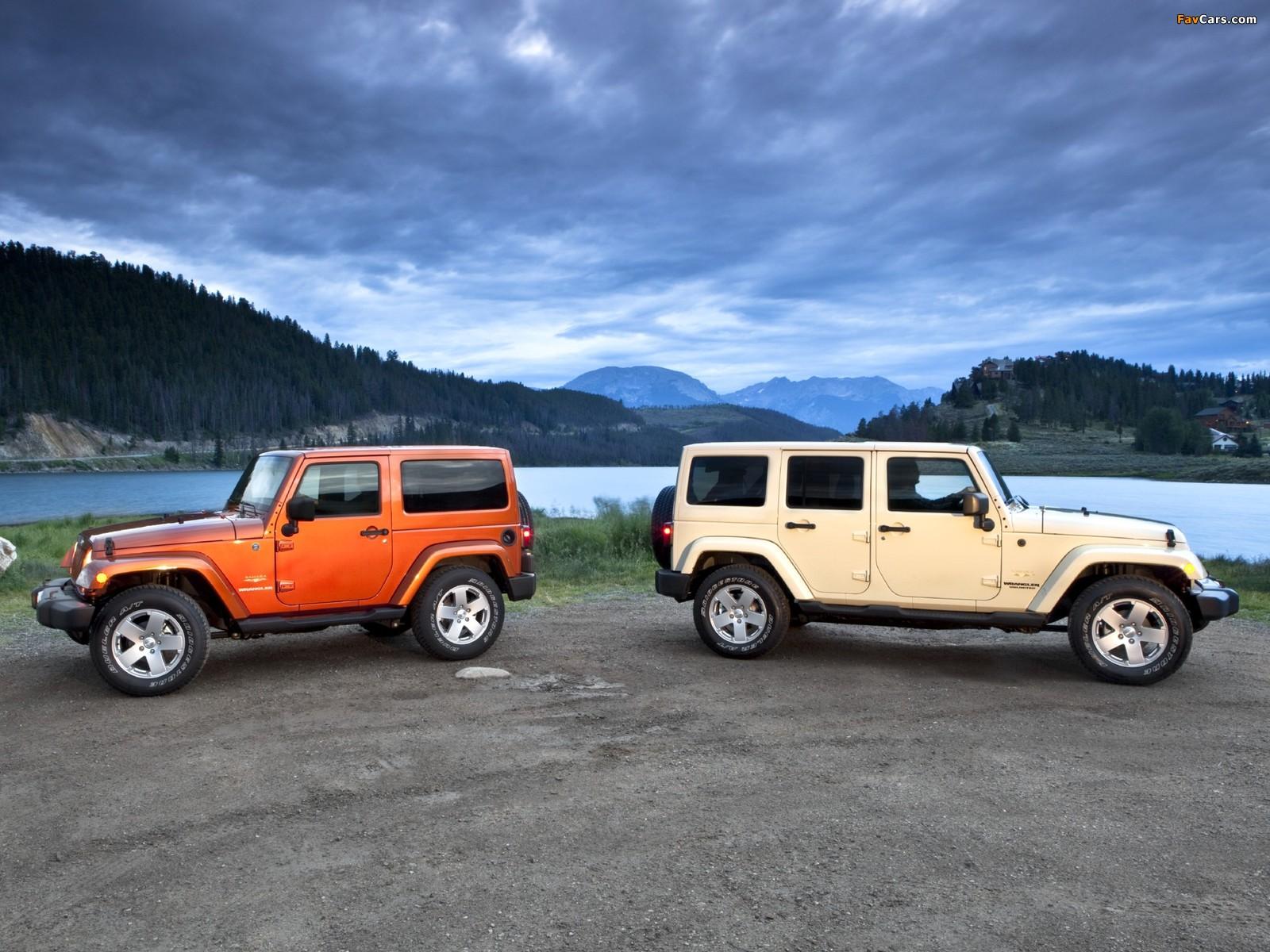 Jeep Wrangler pictures (1600 x 1200)