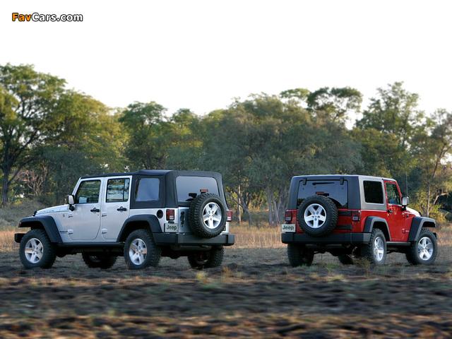 Jeep Wrangler pictures (640 x 480)