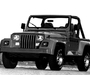 Photos of Jeep Wrangler Renegade (YJ) 1991–94