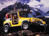 Photos of Jeep Wrangler Ultimate Rescue Concept (TJ) 1997