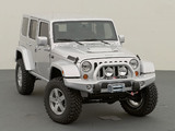 Photos of Jeep Wrangler Unlimited Rubicon Concept (JK) 2006
