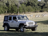 Photos of Jeep Wrangler Unlimited Rubicon (JK) 2006–10