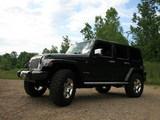 Photos of Mopar Jeep Wrangler Ultimate (JK) 2007