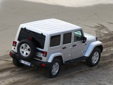 Photos of Jeep Wrangler Sahara Unlimited (JK) 2011