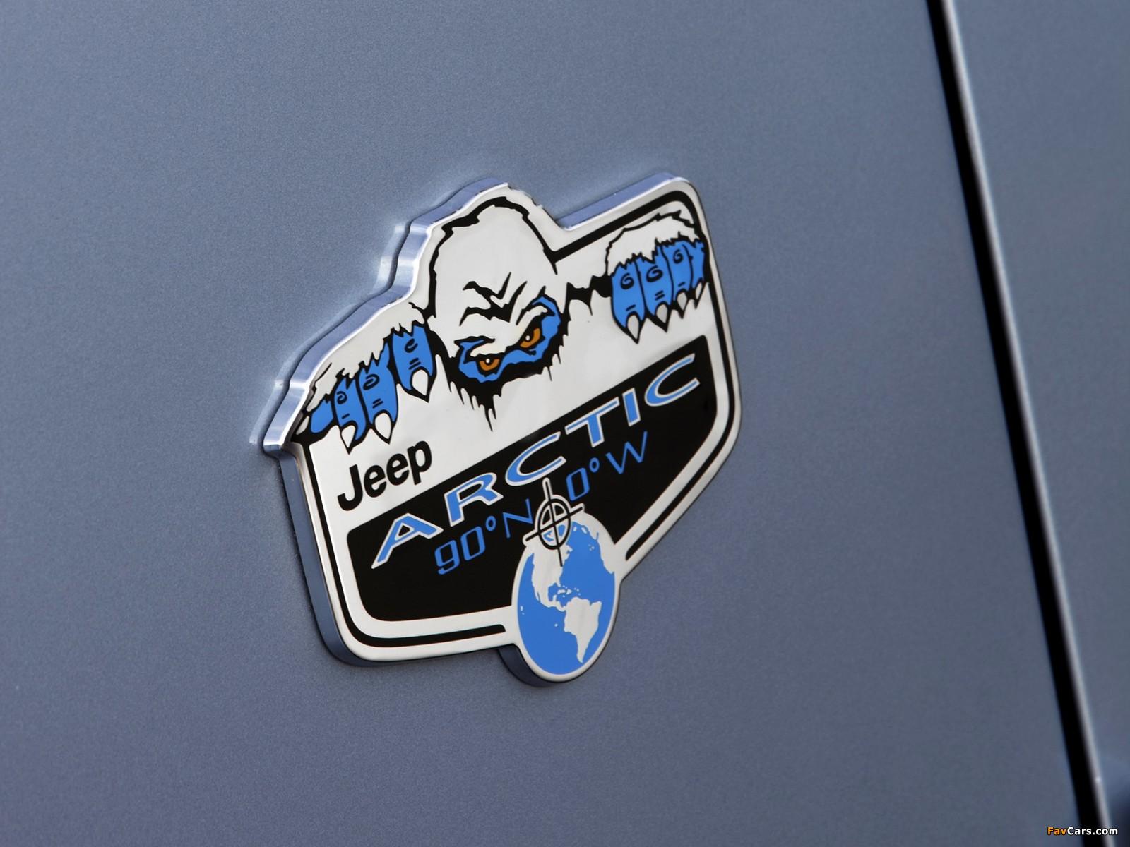 Photos of Jeep Wrangler Unlimited Arctic (JK) 2012 (1600 x 1200)