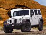 Photos of Jeep Wrangler Unlimited Moab (JK) 2012