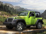 Photos of Jeep Wrangler Mountain (JK) 2012
