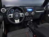 Photos of Jeep Wrangler Arctic (JK) 2012