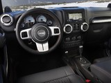 Photos of Jeep Wrangler Unlimited Arctic (JK) 2012