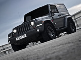 Photos of Project Kahn Jeep Wrangler Military Edition (JK) 2012
